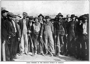 Armed miners at Ludlow